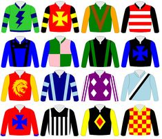 jockey silks - Google Search