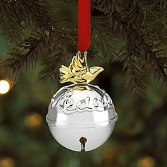 Just Jingles Dove Ornament by Lenox from Lenox