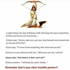 Make Krishna your invisible partner, friend and philosopher. Sanskrit Quotes, Sanskrit Mantra, Vedic Mantras, Hindu Mantras, Hindu Quotes, Spiritual Quotes, Wisdom Quotes, Hindu Vedas, Hindu Deities