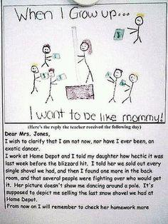 hahahaha!!! yet another reason why I love children =)
