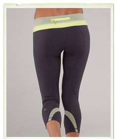 best. run. pants. EVER. run inspire crops by lululemon.