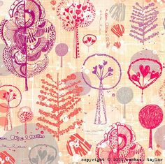 print & pattern: NEW WEBSITE - rachael taylor designs