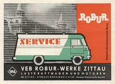 DDR graphic design. East Germany