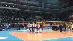 Turkish (Un)Delight: Istanbul V-ball fans spray Russian team with garbage & insults (VIDEO) http://ift.tt/25vZEmr   A Russia-Turkey womens volleyball match in Istanbul turned into a display of hatred from a Turkish barmy army who showered the guest team with rubbish. The host team coach went as far as flipping the bird to the Russian girls and staff.Read Full Article at RT.com Source : Turkish (Un)Delight: Istanbul V-ball fans spray Russian team with garbage & insults (VIDEO)  The post…