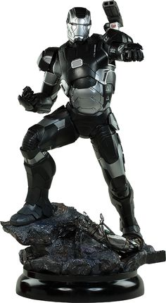 Marvel War Machine Maquette by Sideshow Collectibles | Sideshow Collectibles