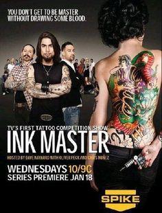 ink master torrent