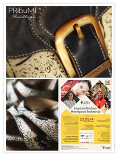 "Meet our new products @  ""Inspirasi Budaya Perempuan Indonesia"" Friday, 23rd May 2014 2:30PM - Onwards @ Galeri Indonesia Kaya Grand Indonesia  Proud as PRibuMI...®"