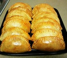 I was born and raised in South America and good empanadas are hard to find where I currently live. So if I want some good authentic empanadas de carne, I have