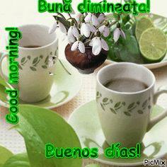 dnks9u Good Morning, Tableware, Good Day, Dinnerware, Bonjour, Tablewares, Bom Dia, Place Settings, Buongiorno