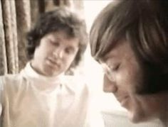 they were playing poker and I think that Jim lost! 60s Music, Music Icon, Ray Manzarek, The Uninvited, The Doors Jim Morrison, The Doors Of Perception, Tortured Soul, Debbie Gibson, American Poets