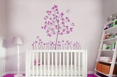 Baby Room, Cribs, Baby Kids, Kids Room, Bed, Furniture, Decorating Ideas, Home Decor, Children