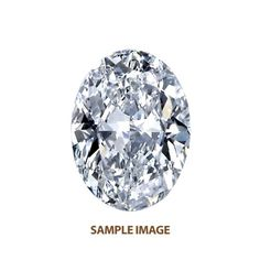 3.77 ct Oval Natural Loose GIA Certified Diamond D, VS2  Price: $122,836.81