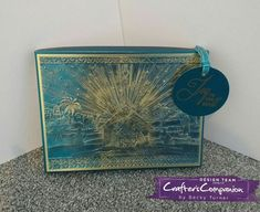 DutchPaperCrafts: Crafter's Companion 3D Embossing Folders Pre Order