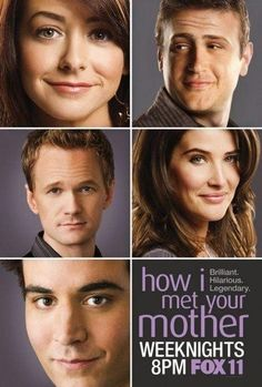 .How I met your mother