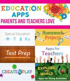 Educational Apps that parents and teachers love!