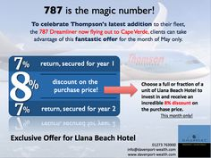 discount to celebrate the good news! Celebrate Good Times, Cape Verde, Beach Hotels, Investment Property, Good News, Wise Words, Wealth, Investing, The Unit