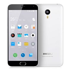 (149.99€)MEIZU M2 NOTE (MEILAN NOTE 2) 5.5 pulgadas FHD 4G LTE MTK6753 Octa Core 1.3 GHz Android 5.0 OS 2GB 16GB - Blanco
