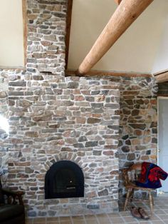 Masonry Stoves, Masonry Heaters and Masonry Fireplaces (also known as the Russian Fireplace) ♥ Loved and pinned by www.ductworks.ca