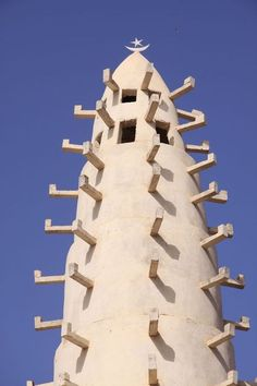 Minaret - Burkina Faso
