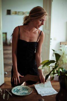 Freunde von Freunden — Malin Elmlid — Fashion Consultant and Baker, Apartment, Berlin-Prenzlauer Berg — http://www.freundevonfreunden.com/in...