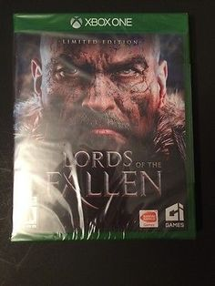 cool Lords of the Fallen Limited Edition Xbox One NEW - For Sale