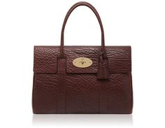 GORGEOUS!   Mulberry - Bayswater in Oxblood