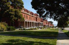 Main Post, Presidio of San Francisco.