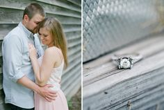 Amanda & Phil | Minnesota Engagement Photography at Aamodt's Apple Farm -