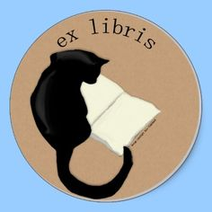 Lovely. Simple ex libris