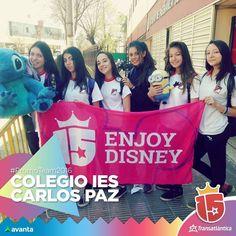 Quién quiere estar ya en #Disney??  #avanta #transatlántica #enjoy15#promoteam2016
