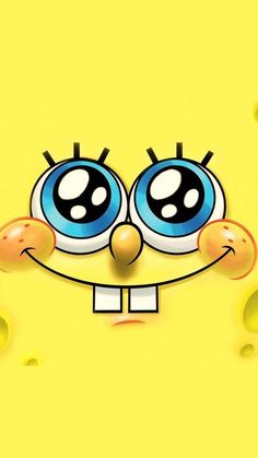 New wall paper funny spongebob ideas Spongebob Iphone Wallpaper, Cute Emoji Wallpaper, Disney Phone Wallpaper, Cute Wallpaper Backgrounds, Cute Cartoon Wallpapers, Aesthetic Iphone Wallpaper, Galaxy Wallpaper, Unique Wallpaper, Wie Zeichnet Man Spongebob