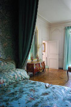 Appartement Madame de Pompadour. Chateau de Versailles