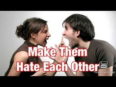 Make Them Hate Each Other Spell - YouTube