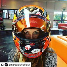 #Repost @omargalbiatiofficial  Anche la mia marta e prontafamily racing Chi ha detto che #kart e #gokart e #bike e #pitbike sono cose solo per maschi?!? #topfuelracing #indoor #vignate #milano