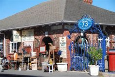 Kalk Bay Trading Post, awesome shop x Cape Town Tourism, Cape Town South Africa, The Great Escape, Seaside Towns, My Land, Antique Shops, Places To See, Beautiful Places, Trading Post