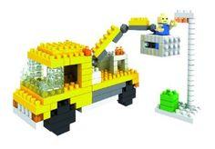 Loz Micro Building Blocks Space Moon Buggy 100 PC Set Brand New
