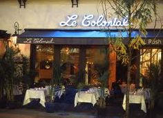 le colonial chicago. Want to go.