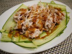 東京グラトンズ|料理レシピ:雲白肉(ウンパイロウ)