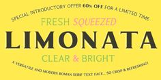 Limonata (60% discount, from 0€)