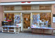Fräulein Anker: München, Glockenbachviertel: Wortwahl