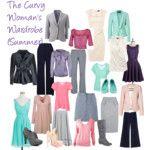 Ideas for the Curvy Woman's Wardrobe (Summer)