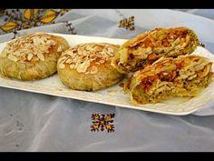 (63) تحضيرات رمضان /بسطيلات صغار بالدجاج وعلى شكل بريوات بطعم رائع جدا مع طريقة الاحتفاظ - YouTube