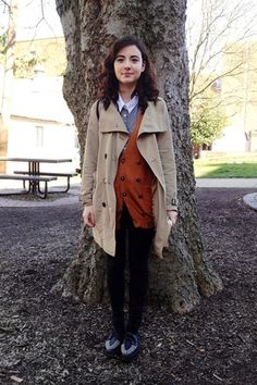 WHAT TO WEAR: Class | College Fashionista