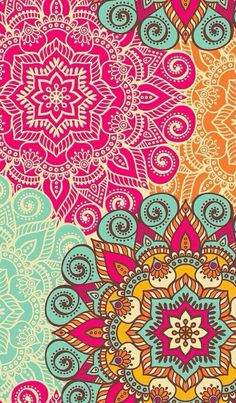 Check out this awesome collection of Cute Mandala wallpapers, with 44 Cute Mandala wallpaper pictures for your desktop, phone or tablet. Mandala Art, Mandala Pattern, Mandala Design, Paisley Design, Cellphone Wallpaper, I Wallpaper, Pattern Wallpaper, Wallpaper Backgrounds, Iphone Backgrounds