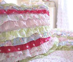 summers cottage bedding