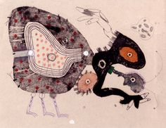 Morteza Zahedi (illustrator + artist from Iran)