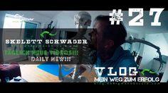 KATZENHAUS | VLOG#27 | SKELETT SCHWAGER