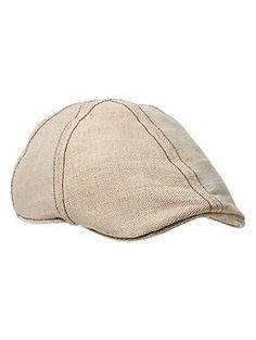 Khaki driver hat