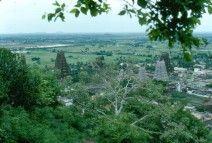 India, junio 1988. Conjunto de temolos de Tamil Nadu.