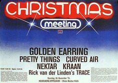 Christmas Meeting '75: Golden Earring, Nektar, Curved Air, Pretty Things, Kraan
